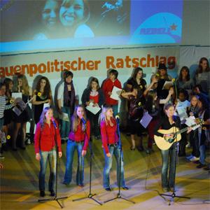 Benefizkonzert Pfingstjugendtreffen 2011
