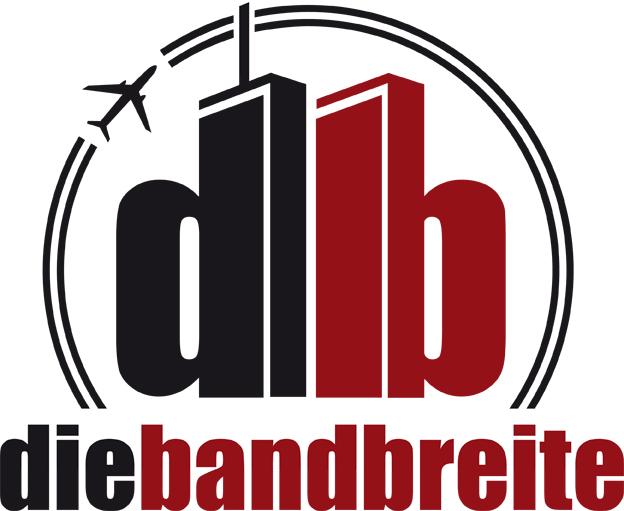Logo Die Bandbreite