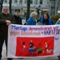 Montagsdemo Bochum