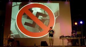 Die Bandbreite gegen Faschismes