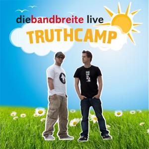 DVD Truthcamp - Die Bandbreite live