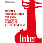 Fazit vom Linken Liedersommer 2013 auf Burg Waldeck