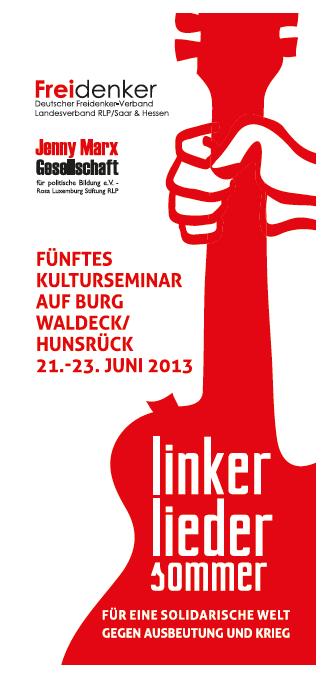Linker Liedersommer 2013