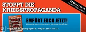 Stoppt die Kriegspropaganda