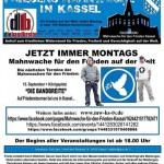 Die Bandbreite in Kassel