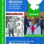 Mahnwache Heilbronn