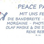 Peace-Party in Berlin
