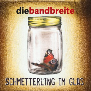 Cover Schmetterling im Glas