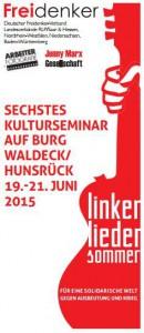 Linker Liedersommer 2015