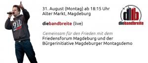 Mahnwache Magdeburg