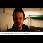 Die Bandbreit Blog#17: Ausbau des neuen Tonstudios