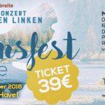 """Friedensfest am See: Release-Konzert für """"Die letzten Linken"""""""