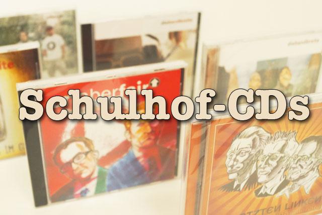 Crowdfunding für Schulhof-CDs