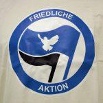 Neues Friedens-Shirt-Motiv in unserem Shop