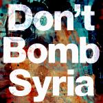 Kundgebung: Don't Bomb Syria!